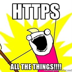 Using Caddy to HTTPS all the things · graham gilbert